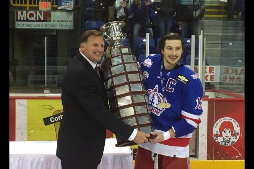 Spruce Kings are Fred Page Cup champions