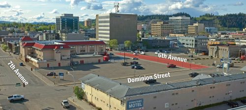 Sixth Avenue to be permanently closed between Dominion and Quebec streets