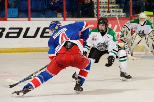 Spruce Kings fall to the Bandits in round robin showdown