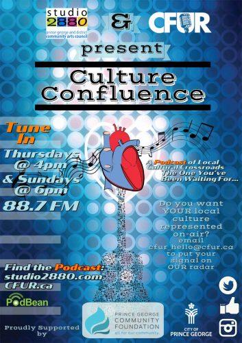 CFUR, arts council to produce community podcasting program