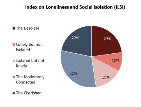 A portrait of social isolation and loneliness in Canada today