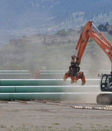 Business council encouraged by pipeline decision