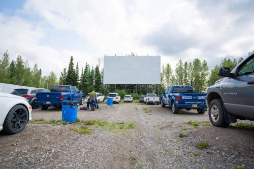 Park Drive-In Theatre goes up for sale