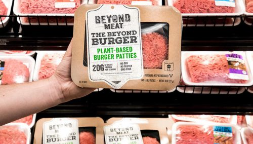 Younger Canadians feeding growth of plant-based meat substitutes