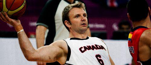 Hedges, Dandeneau on Canadian wheelchair basketball teams headed to Lima