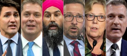 Minority report? NDP, Bloc successes appear to diminish majority aspirations for CPC, Liberals