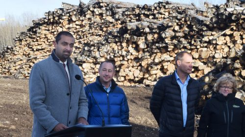 Projects aimed at reducing slash burning announced