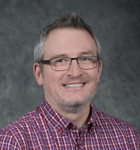 Paul Burry named library director