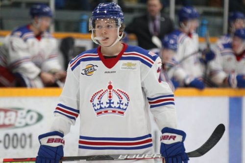 Bochen and Poisson lead Spruce Kings to 5-2 win