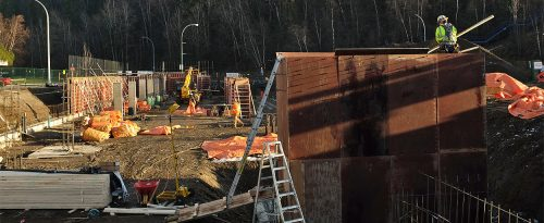 Record number of building permits in city this year